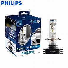 Aliexpress Buy Philips Led H4 H7 H8 H11 H16 9005