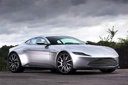 New 2018 Aston Martin Vantage Pics Specs Prices  CAR