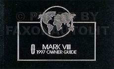 where to buy car manuals 1997 lincoln mark viii free book repair manuals 1997 lincoln mark viii original owner s manual