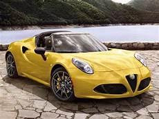 Alfa Spider 2019 by 2019 Alfa Romeo 4c Spider Pricing Ratings Reviews
