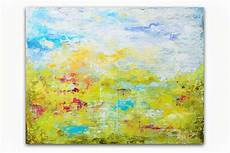 our place this abstract modern landscape painting explodes