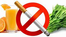 top 5 foods to help you quit smoking youtube