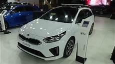 the kia ceed 2019 interior interior exterior and review 2019 kia ceed tourer gt line 1 4 t gdi 140 exterior and