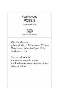 prenota ritiro permesso di soggiorno poesie testo tedesco a fronte nelly sachs libro