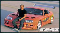 Slrr The Fast And The Furious Paul Walker Tribute