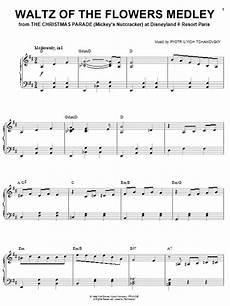 waltz of the flowers medley sheet music direct