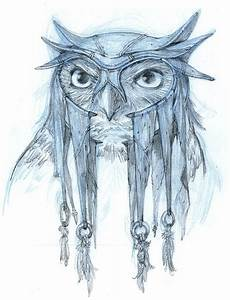 creature prop eulen zeichnen