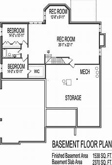 four bedroom house plans with basement one bedroom house plans with basement lovely 2 bedroom