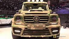 mercedes geländewagen 2015 2015 mercedes g class g65 amg mansory
