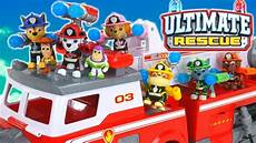 gratis malvorlagen paw patrol ultimate paw patrol ultimate rescue truck pups save the day in