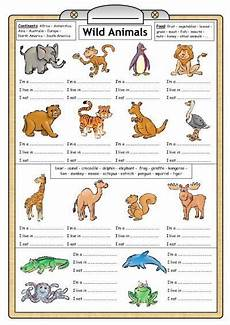 animals around us worksheets 14065 animals reading writing worksheet начальная школа