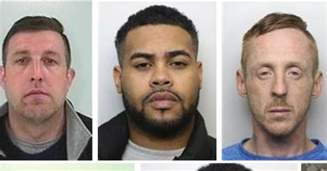 The Eight Most Wanted Men In West Yorkshire Include Drug