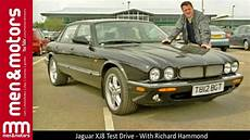 jaguar xj8 test drive with richard hammond