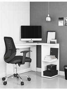 white home office furniture uk home office desk white chesil corner desk aw3120 by