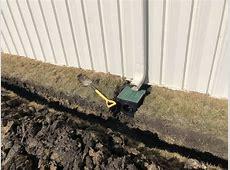 Commercial Building Roof Drain Solution   Gardner, KS