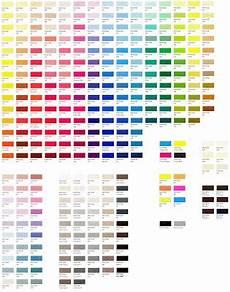 pantone in ral makers lista de colores pantone