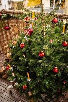 Weihnachtsdeko Für Den Balkon - nat 252 rliche weihnachtsdeko f 252 r den balkon winter am