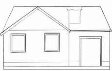 Ein Haus Zeichnen Lernen Tutorial Dekoking Diy Mehr