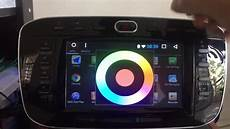 car dvd gps android 6 0 system for fiat punto evo 2010