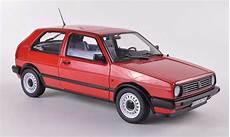 Volkswagen Golf 2 Cl 1987 Norev Diecast Model Car 1 18