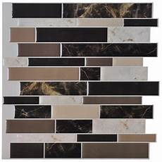 Kitchen Peel And Stick Backsplash 10 Pieces 12 Quot X 12 Quot Kitchen Backsplash Sticker Peel And