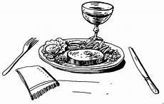 leckeres mahl ausmalbild malvorlage essen und trinken