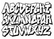 Abc Malvorlagen Quotes Graffiti Abc Styles A Z Graffiti Alphabet Fonts
