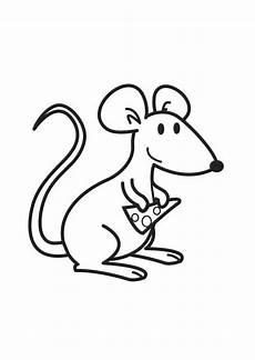 Malvorlage Maus Einfach Malvorlage Maus Mit K 228 Se Batavusprorace