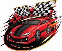 Speeding Racing Car Design Stock Illustration  Download