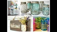 Jar Home Decor Ideas by Jar Crafts Inspiration Diy Room Decoration Ideas