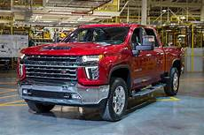 chevrolet new trucks 2020 look 2020 chevrolet silverado hd thedetroitbureau