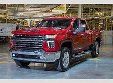 First Look: 2020 Chevrolet Silverado HD   TheDetroitBureau.com