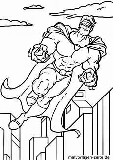Ausmalbilder Superhelden Malvorlage Superheld Kostenlose Ausmalbilder