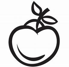 Malvorlagen Obst Mit Gesicht Kostenlose Malvorlage Obst Und Gem 252 Se Apfel Zum Ausmalen