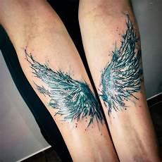 65 best angel wings tattoos designs meanings top