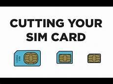 iphone 4 sim card cutting template cut your sim card into a nanosim card with printable