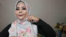 5 Cara Gaya Menggunakan Jilbab Instan Segitiga
