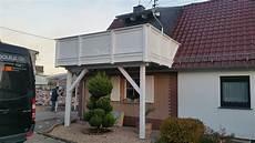 holz paulus wadern balkon balkongel 228 nder aus holz alu und