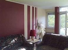 Wandstreifen Ideen Wohnzimmer Wohnzimmer Streichen Ideen