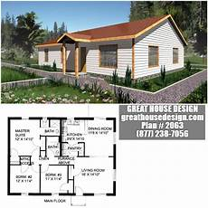 icf house plans small icf ranch house plan 2063 toll free 877 238
