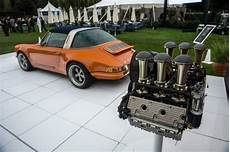 how does a cars engine work 2005 porsche carrera gt electronic throttle control singer vehicle design s new 4 0l flat six engine is a work of art petrolicious
