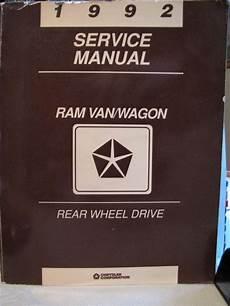 car repair manuals download 1993 dodge ram wagon b250 free book repair manuals sell 1993 dodge ram van ram wagon b150 b250 b350 service repair shop manual book 93 motorcycle