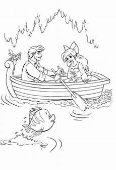 Ausmalbilder Meerjungfrau Ausmalbilder Arielle Die Meerjungfrau Malvorlagen 3