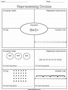 division as repeated subtraction worksheets 4th grade 6694 representing division free worksheet where students represent division using repeated