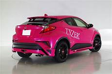 Toyota Chr Tuning - toyota c hr tuned by kuhl racing one extensively modified