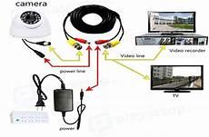 comment brancher une éra de recul ᐈ comment brancher 233 ra de surveillance sur tv
