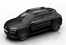 Back In Black Citroen C4 Cactus Onetone