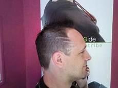 coiffure homme avec un trait sararachelbesy site