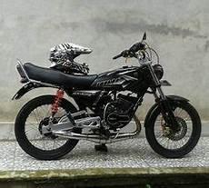 Rx King Modif Touring by Modifikasi Yamaha Rx King Cobra Touring Desain King