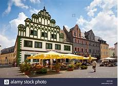 Market Place Weimar Germany Europe Tourist